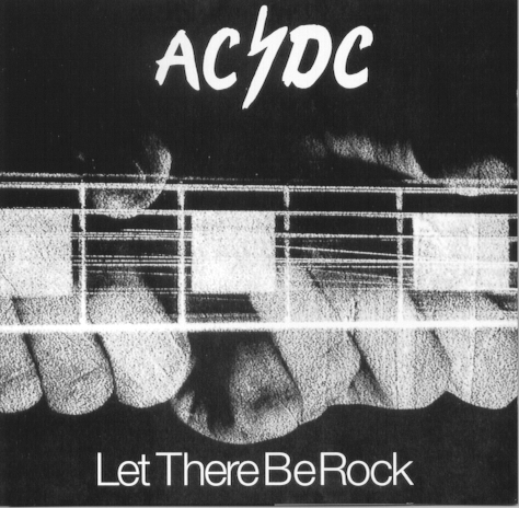 AC/DC: 1977 Let There Be Rock (Australia)