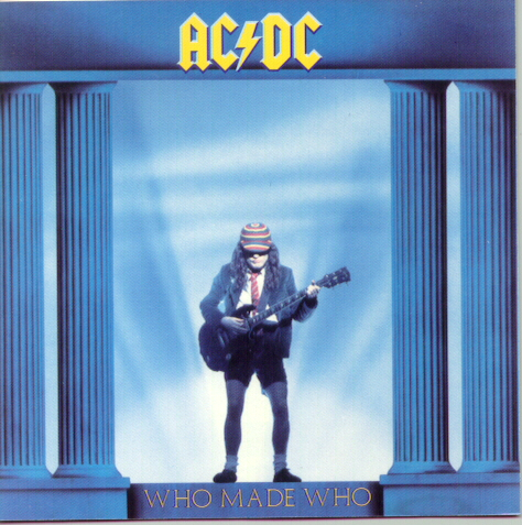 Ac Dc Discography Who Made Who